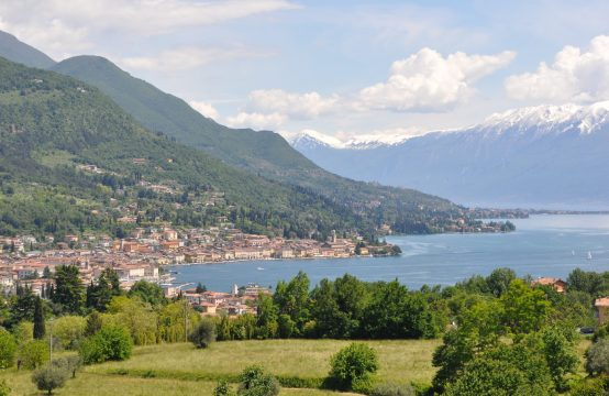Hotel con vista lago